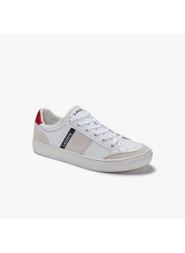 Lacoste Spor Ayakkabı Beyaz